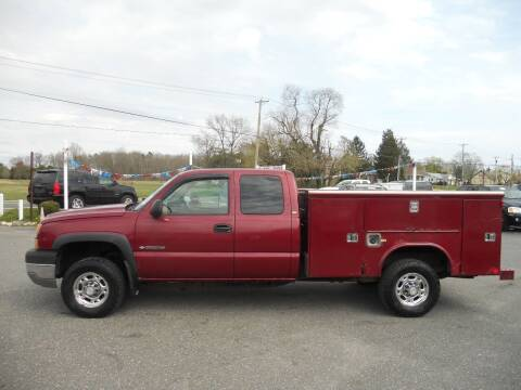 2005 Chevrolet Silverado 2500HD for sale at All Cars and Trucks in Buena NJ