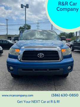 2007 Toyota Tundra for sale at R&R Car Company in Mount Clemens MI