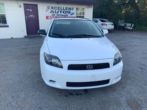 2009 Scion tC for sale at Excellent Autos of Orlando in Orlando FL