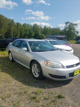 2013 Chevrolet Impala for sale at Jeff's Sales & Service in Presque Isle ME