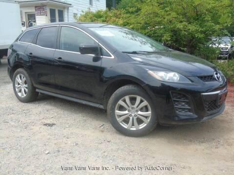 2011 Mazda CX-7 for sale at Vans Vans Vans INC in Blauvelt NY