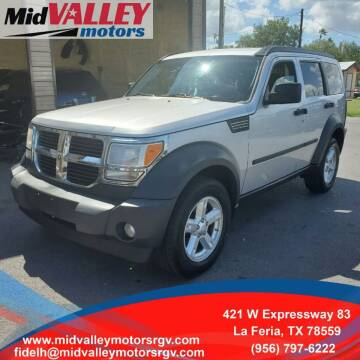 2007 Dodge Nitro for sale at Mid Valley Motors in La Feria TX