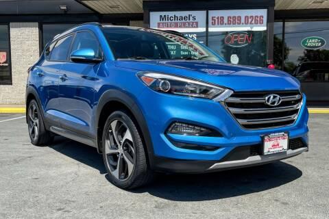 2017 Hyundai Tucson for sale at Michaels Auto Plaza in East Greenbush NY