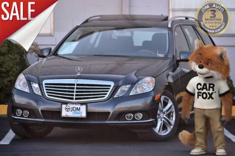 2011 Mercedes-Benz E-Class for sale at JDM Auto in Fredericksburg VA