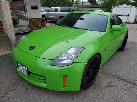 2006 Nissan 350Z for sale at New Wheels in Glendale Heights IL