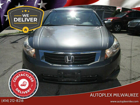 2009 Honda Accord for sale at Autoplex in Milwaukee WI