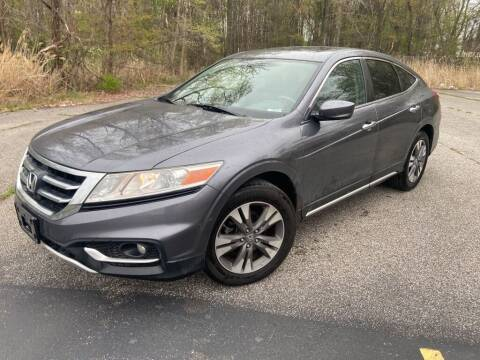 2015 Honda Crosstour for sale at TKP Auto Sales in Eastlake OH