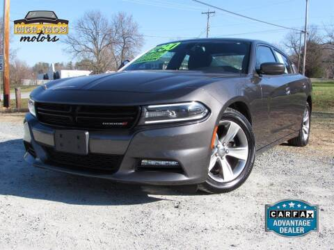 2016 Dodge Charger for sale at High-Thom Motors in Thomasville NC