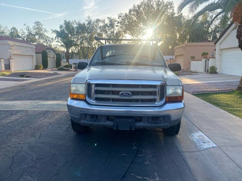 2001 Ford F-250 Super Duty for sale at EV Auto Sales LLC in Sun City AZ