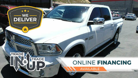 2014 RAM Ram Pickup 1500 for sale at So Cal Performance in San Diego CA