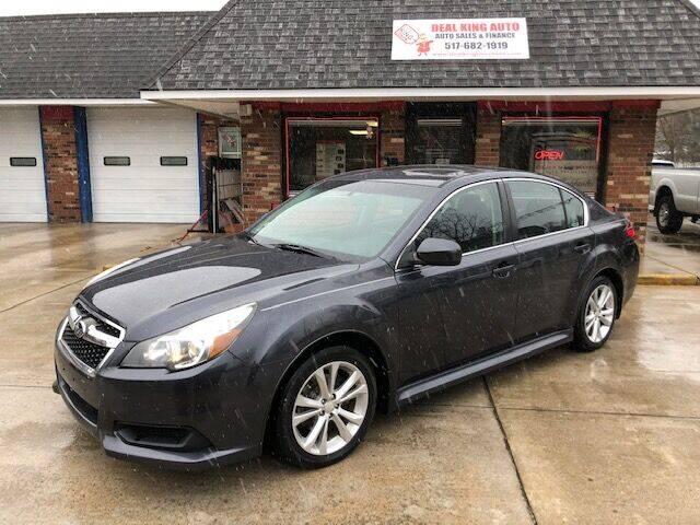 2013 Subaru Legacy for sale in Blissfield, MI