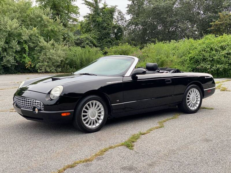 2005 Ford Thunderbird for sale at Westford Auto Sales in Westford MA