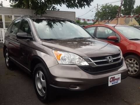 2010 Honda CR-V for sale at Car Complex in Linden NJ