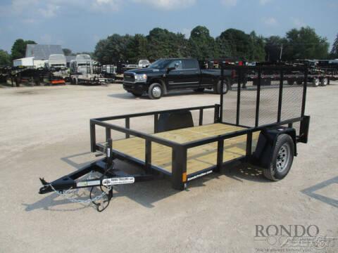 2021 Rhino Single Axle Utility UTILITY 6X