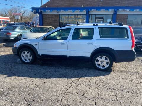 2006 Volvo XC70 for sale at Duke Automotive Group in Cincinnati OH