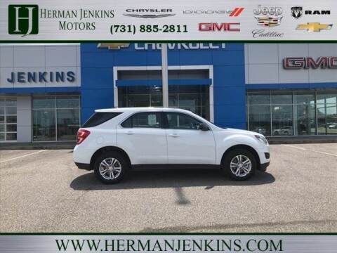 2016 Chevrolet Equinox for sale at Herman Jenkins Used Cars in Union City TN