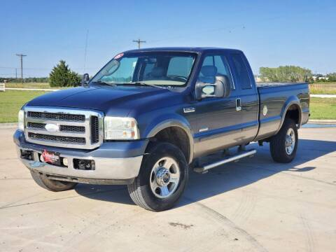 2005 Ford F-350 Super Duty for sale at Chihuahua Auto Sales in Perryton TX