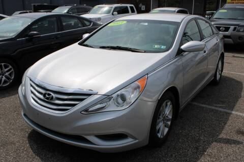 2013 Hyundai Sonata for sale at EZ PASS AUTO SALES LLC in Philadelphia PA