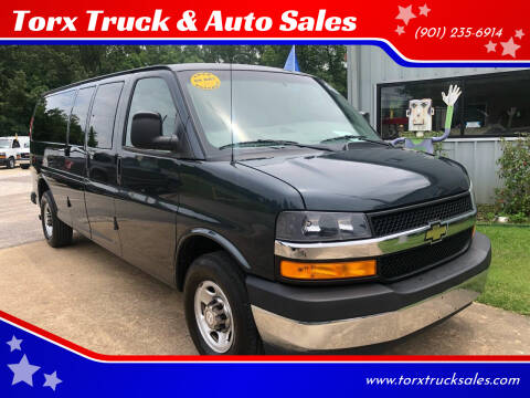 2018 Chevrolet Express Passenger for sale at Torx Truck & Auto Sales in Eads TN