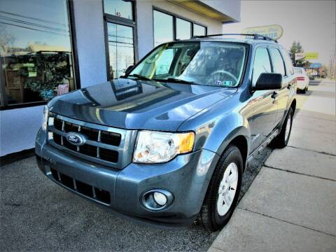 2012 Ford Escape Hybrid for sale at New Concept Auto Exchange in Glenolden PA