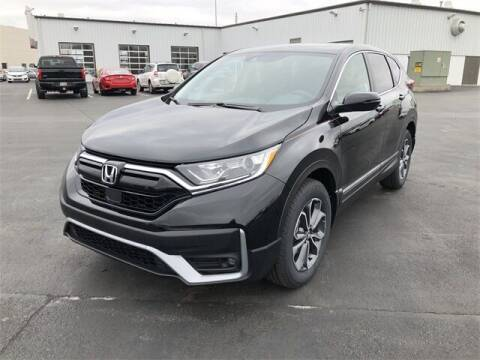 2021 Honda CR-V for sale at White's Honda Toyota of Lima in Lima OH