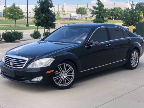 2008 Mercedes-Benz S-Class for sale at Executive Auto Sales DFW LLC in Arlington TX