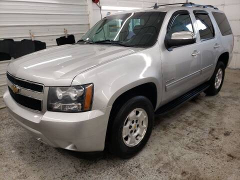 2011 Chevrolet Tahoe for sale at Jem Auto Sales in Anoka MN