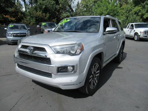 2015 Toyota 4Runner for sale at LULAY'S CAR CONNECTION in Salem OR