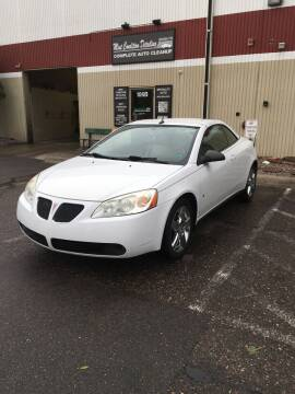 2009 Pontiac G6 for sale at Specialty Auto Wholesalers Inc in Eden Prairie MN