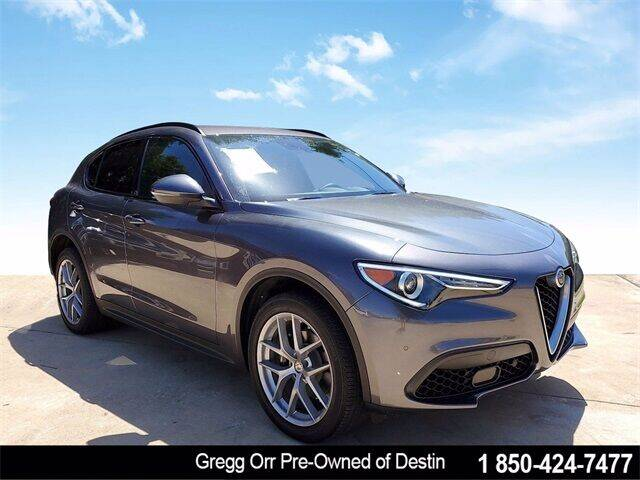 2018 Alfa Romeo Stelvio for sale at Gregg Orr Pre-Owned of Destin in Destin FL