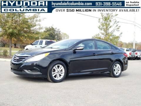 2014 Hyundai Sonata for sale at Hyundai of Columbia Con Alvaro in Columbia TN