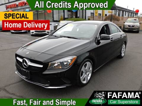2019 Mercedes-Benz CLA for sale at FAFAMA AUTO SALES Inc in Milford MA