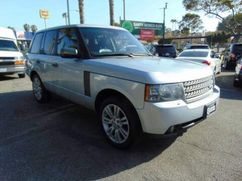 2010 Land Rover Range Rover for sale at Santa Monica Suvs in Santa Monica CA