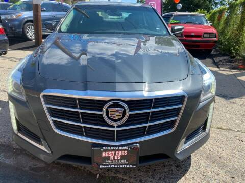 2014 Cadillac CTS for sale at Best Cars R Us in Plainfield NJ