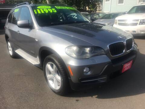 2009 BMW X5 for sale at Alexander Antkowiak Auto Sales in Hatboro PA