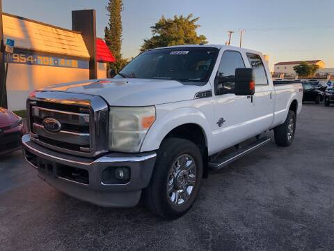 2011 Ford F-350 for sale at Gtr Motors in Fort Lauderdale FL
