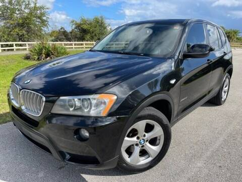 2011 BMW X3 for sale at Deerfield Automall in Deerfield Beach FL