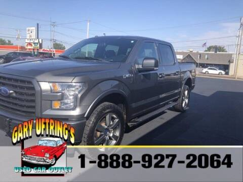2017 Ford F-150 for sale at Gary Uftring's Used Car Outlet in Washington IL