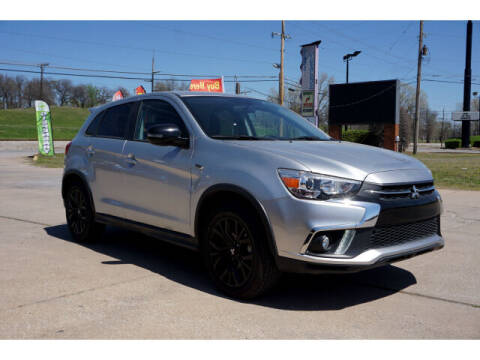 2018 Mitsubishi Outlander Sport for sale at Sand Springs Auto Source in Sand Springs OK