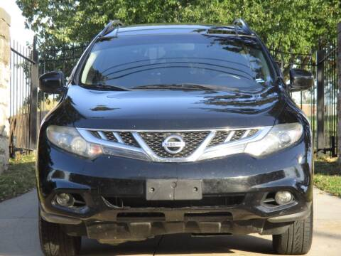 2011 Nissan Murano for sale at Blue Ridge Auto Outlet in Kansas City MO