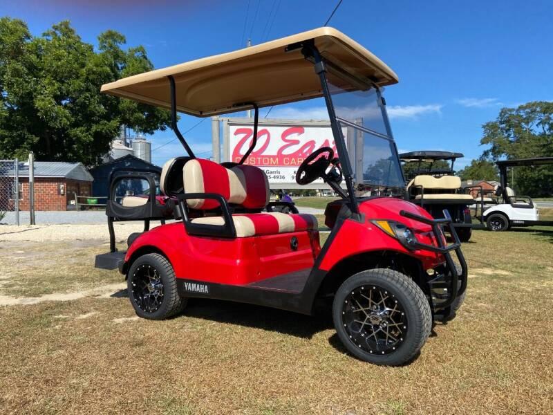 2018 Yamaha DRIVE 2 - AC POWER TECH for sale at 70 East Custom Carts Atlantic Beach in Atlantic Beach NC