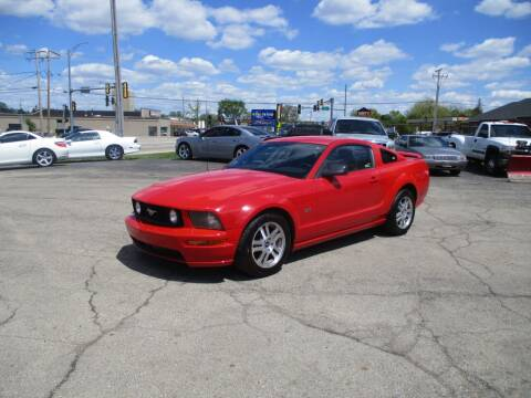 2006 Ford Mustang for sale at RJ Motors in Plano IL