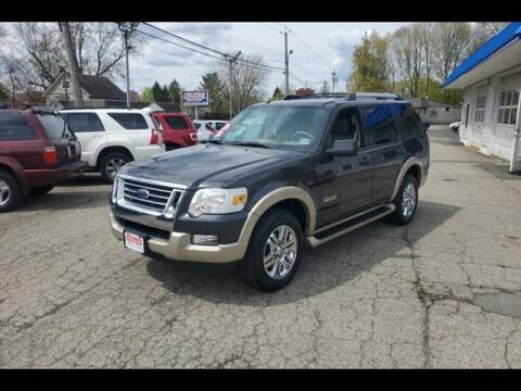2007 Ford Explorer for sale at Colonial Motors in Mine Hill NJ