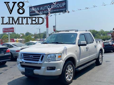 2008 Ford Explorer Sport Trac for sale at Divan Auto Group in Feasterville Trevose PA