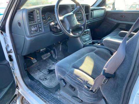 2002 Chevrolet Silverado 2500HD for sale at The Car Lot in Delta CO