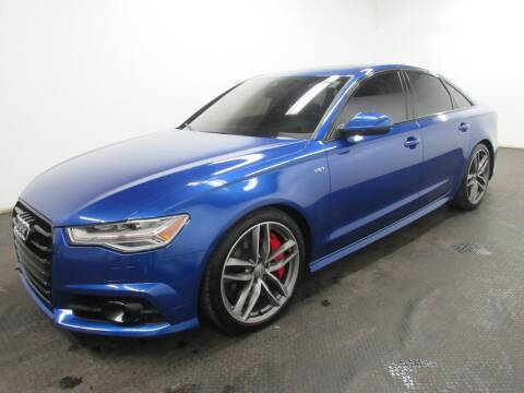 2017 Audi S6 for sale at Automotive Connection in Fairfield OH