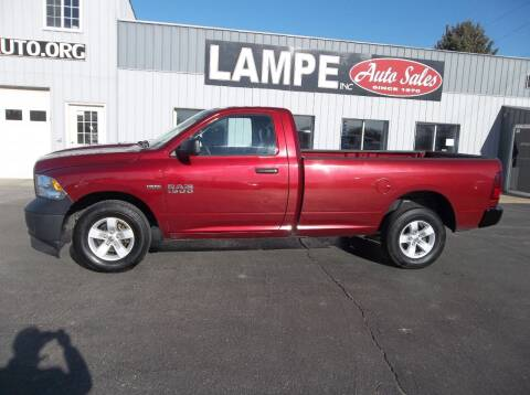 2014 RAM Ram Pickup 1500 for sale at Lampe Auto Sales in Merrill IA