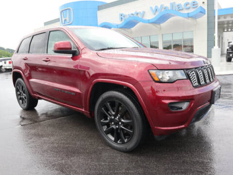 2018 Jeep Grand Cherokee for sale at RUSTY WALLACE HONDA in Knoxville TN