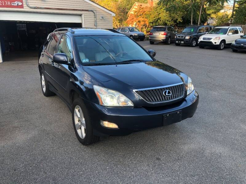 2005 Lexus RX 330 for sale at HZ Motors LLC in Saugus MA