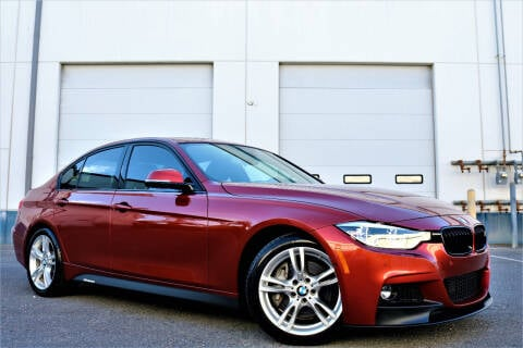2018 BMW 3 Series for sale at Chantilly Auto Sales in Chantilly VA